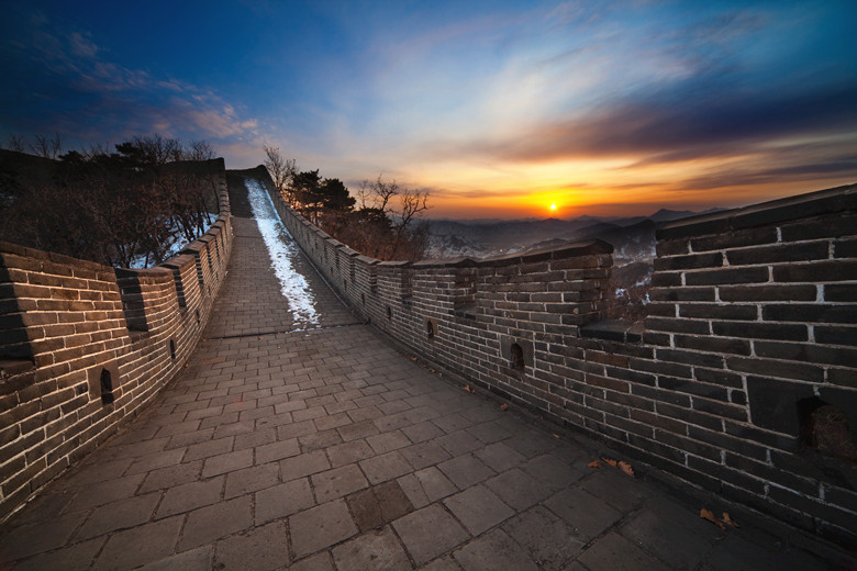 Benefits of Hiking the Great Wall beijing
