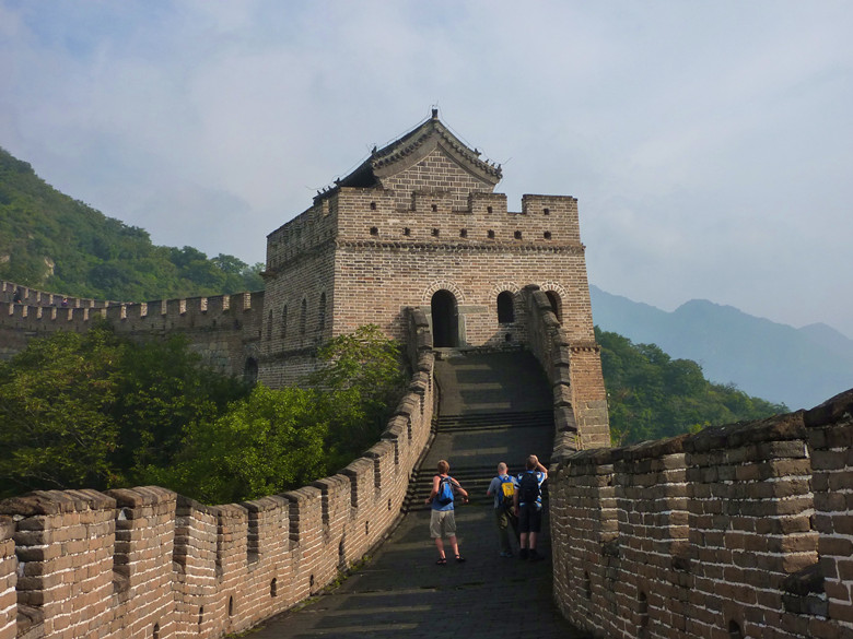Benefits of Hiking the Great Wall