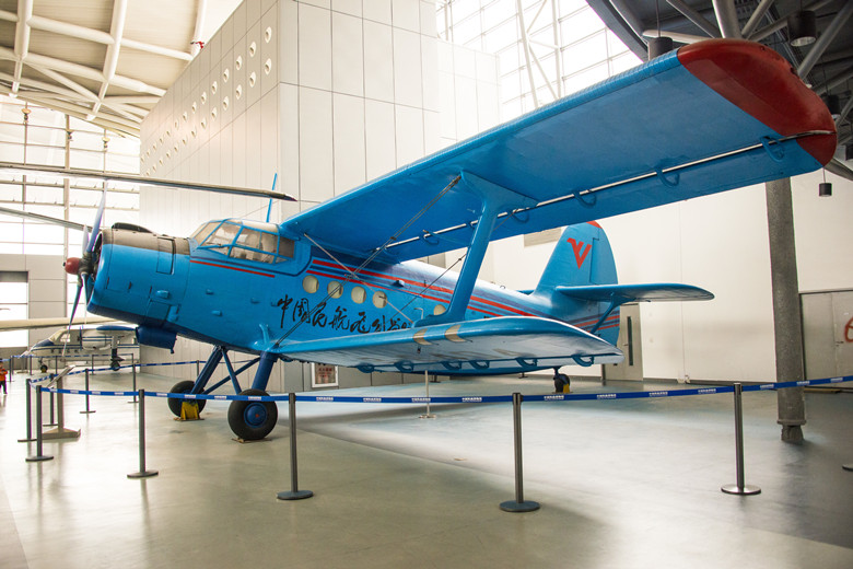 Visit--China Aviation Museum