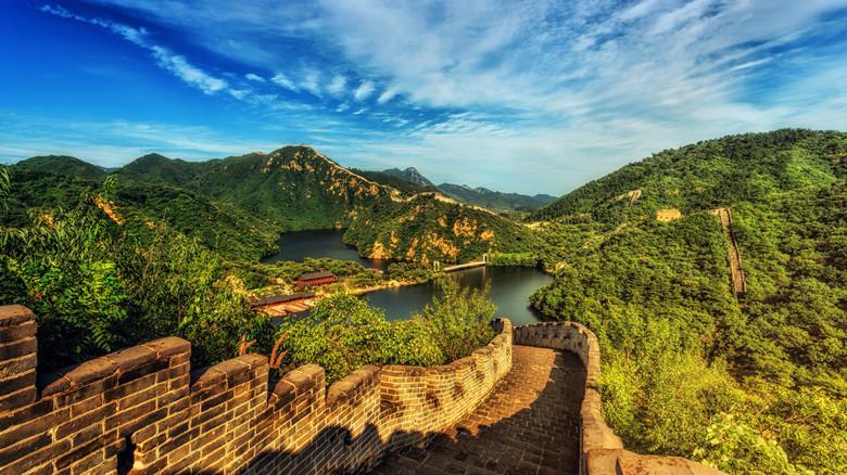 Summer Travel china beijing