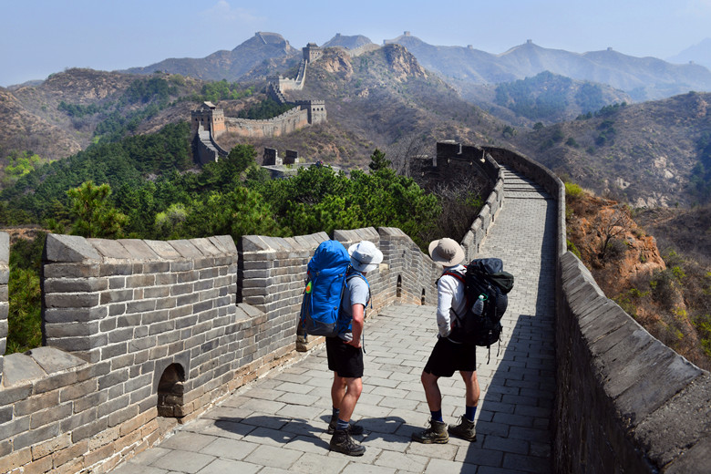 7 Ways to Stay Healthy While Visiting the Great Wall This Summer china